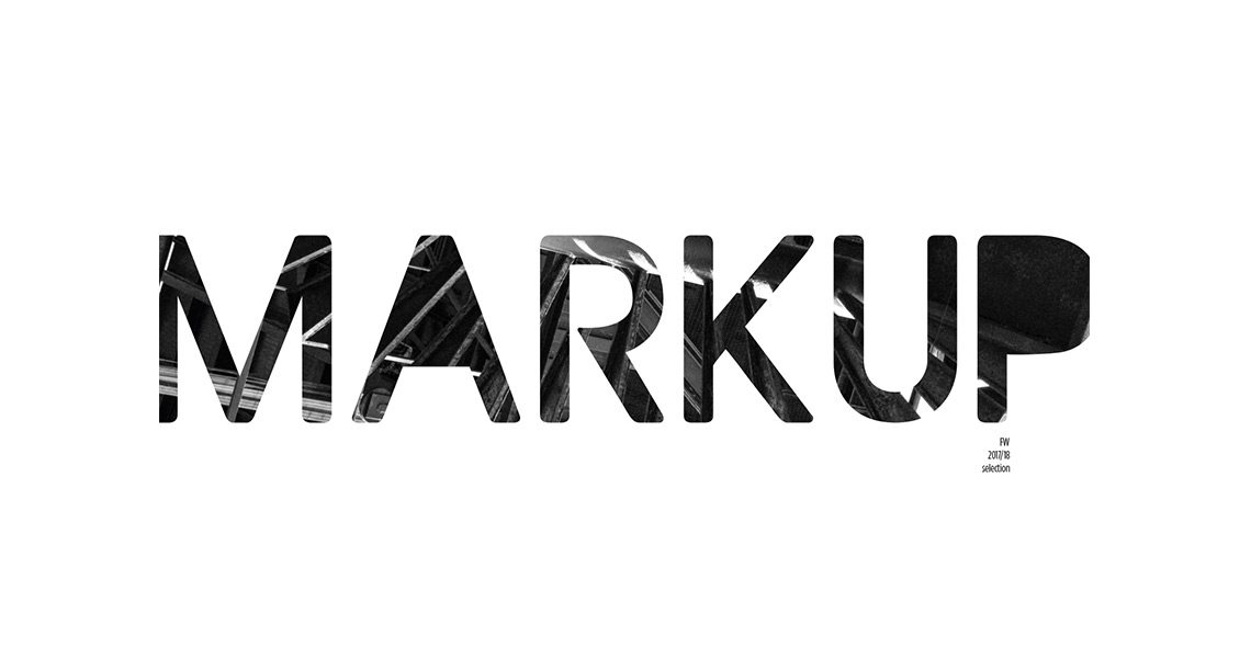 MARKUP FW 17/18