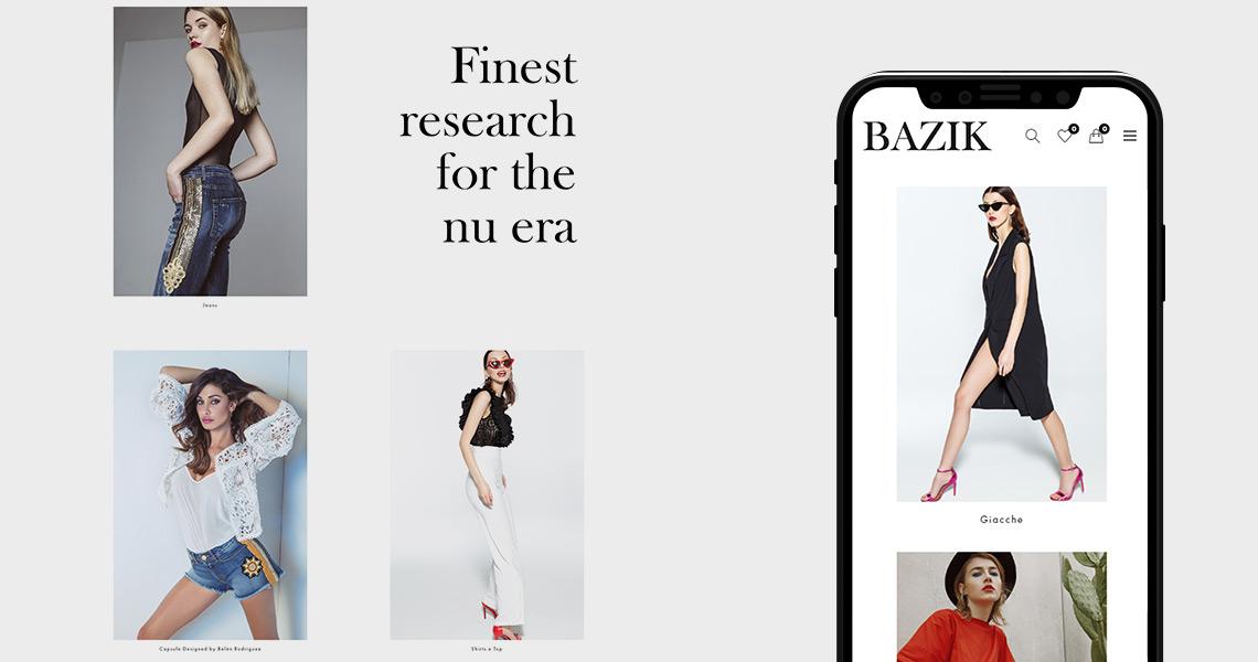Bazik / Site