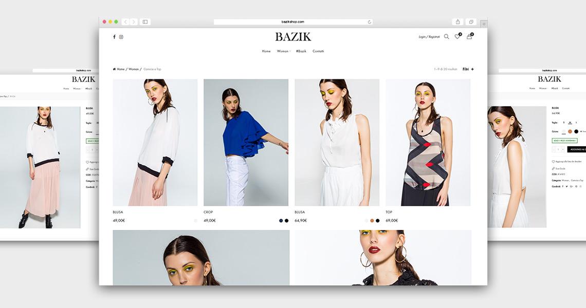 Bazik / E-Commerce