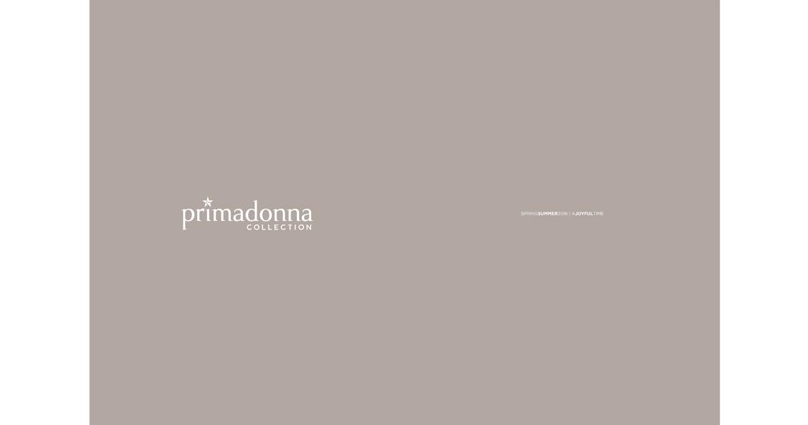 Primadonna SS 16