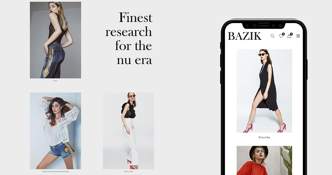 Bazik / E-Commerce