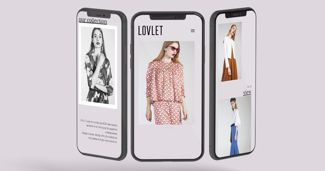 Lovlet / Site